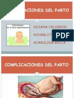 complicacionesdelparto-110401144559-phpapp01