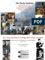 21st-Century Directions in de Broglie-Bohm Theory and Beyond - An Introduction