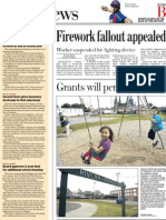Firework Fallout Appealed