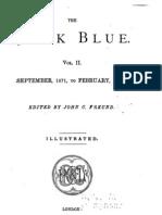 The Dark Blue - 1871-1872 - Carmilla