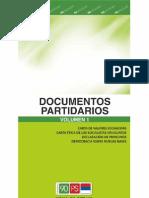 Documento Partidario Volumen 1 Para Web