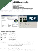 Ramdisk Benchmarks