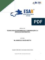 TECNOLOGIA DE INFORMACAO E COMUNICAÇÃO E A EDUCAÇAO MATEMÁTICA