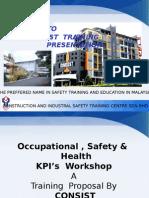 Consist Osh Kpi's Workshop