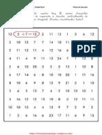 Fichas Para Mejorar La Atencion Con Operaciones Matematicas 7