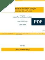 Sun Ics Vibration Analysis
