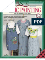 Beginner's Guide to Fabric Painting