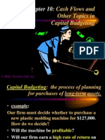 Cash flows and capital budgeting.pptx