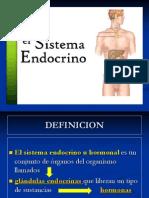 Sistema Endocrino Introduccion