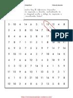 Fichas Para Mejorar La Atencion Con Operaciones Matematicas 17