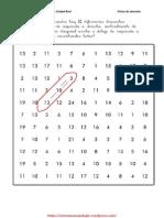 Fichas Para Mejorar La Atencion Con Operaciones Matematicas 20