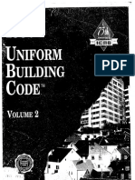 UNIFORM BUILDING CODE  - 1997 - Vol-2