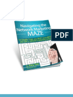 Navigating the Network Marketing MAZE-Final