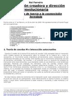 Roi Ferreiro - Cooperación creadora y dirección revolucionaria - Abril 2009