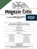Magazin Critic 28