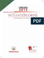 Catálogo U de M 2012
