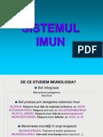 Curs 1 - Org Sist Imun