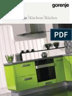 Kitchen Gorenje 2008