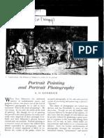 Gombrich E. H. Portrai Painting and Portrait Photography