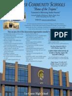 Tri-Center Schools Family Ties SUMMER 2013[1]