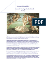 Fogg Phileas - Venus de Botticelli