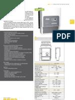 Steca Tarom MPPT 6000 Specification FR