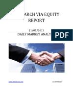 Equity Report