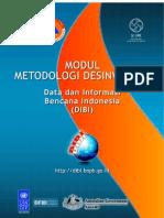02. Modul Metodologi DesInventar