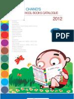 Schand School Catalogue 2012