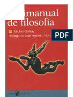 Antimanual de Filosofia