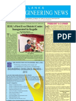 News Letter March 2013 SLEN_New