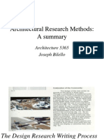 Arch Research Methods2