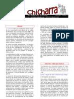 Chicharra. Julio 2