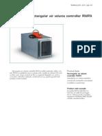 AIr Volume Controller RWPA