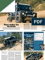 Prepa4x4 Defender Francoise Soloauto4x4 2011