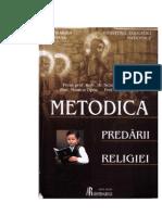 Metodica Predarii Religiei - Sebu