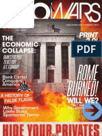 Infowars Mag Issue 001 - September 2012 - Economic Collapse-The Banksters Plan