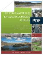 Informe Del Rio Chillon Final