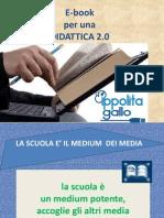 E-book per una didattica 2.0