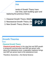 Lecture 17 Growth Theory