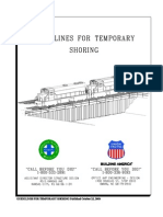 AREMA Shoring Guidelines