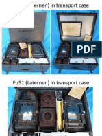 Fu51 (Laternen) in Transport Case