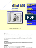 PowerShot_A95 Service Manual
