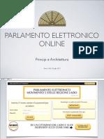Parlamento Elettronico Movimento 5 Stelle Diapositive Conferenza Stampa 10 Luglio 2013 by Emanuele Sabetta