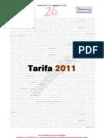 Tarifa 2011 TUVAIN.PDF