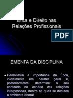 Módulo I - Ética Profissional