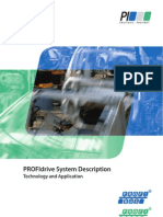 PI PROFIdrive SystemDescription en Web