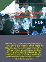 Tehnica RFLP.