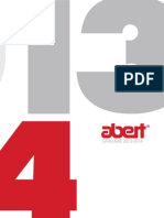 Abert Catalogs Presentation 2013 2014