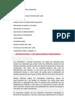 Texto Practico_ANÁLISIS DE LOS INDICADORES FINANCIEROS